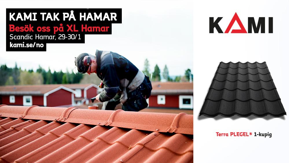 Kami Tak på XL Hamar 29-30 januari