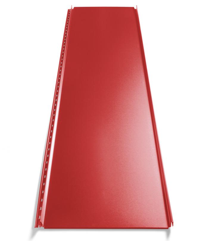 Röd – 758 (närmaste NCS S5040-Y80R)